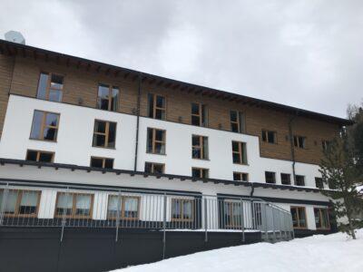 Heyo vakantiekampen snowboarden in skiparadijs Obertauern1