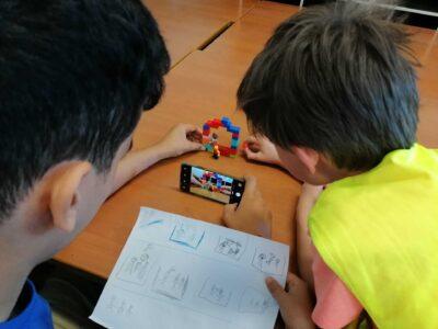 Heyo vakantiekampen Lego ontwerpers 2