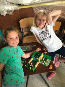 Heyo vakantiekampen Lego ontwerpers 3