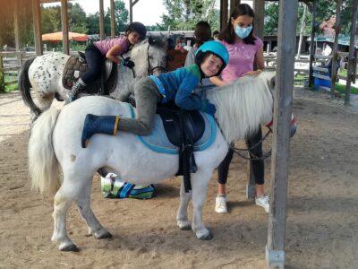 Heyo vakantiekampen Merelbeke Pony