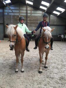 Heyo vakantiekampen Paardrijden Grote Brogel 2