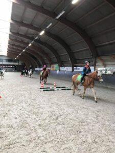 Heyo vakantiekampen Paardrijden Grote Brogel
