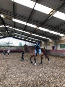 Heyo vakantiekampen Paardrijden Kester 2