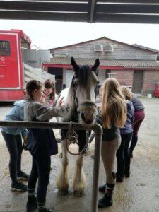 Heyo vakantiekampen Paardrijden Kester 3