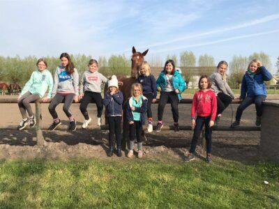Heyo vakantiekampen paardrijden Bissegem 2