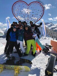 Heyo vakantiekampen ski en snow Kleinarl 2