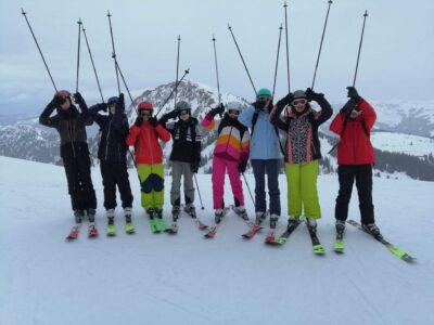 Heyo vakantiekampen ski en snow Meransen 2