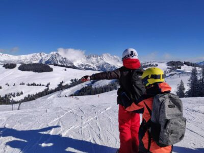 Heyo vakantiekampen ski en snow Meransen