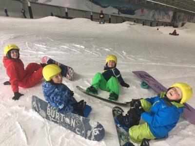 Heyo vakantiekampen ski en snow Peer 2
