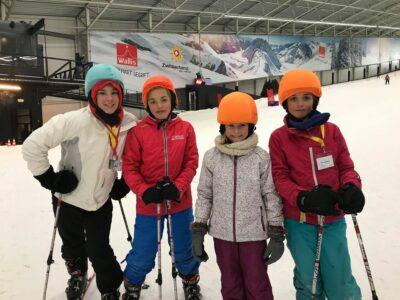 Heyo vakantiekampen ski en snow Peer 3