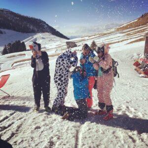 Heyo vakantiekampen ski en snow Tulfes 5