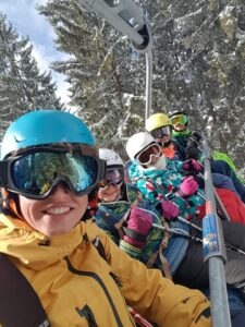 Heyo vakantiekampen ski tot in de achtertuin