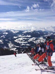 Heyo vakantie kampen ski here we come