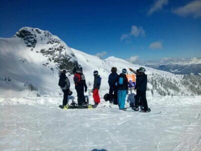 Heyo vakantie kampen snowboarden amadé