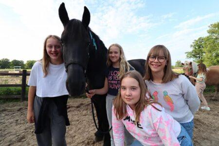 Heyo vakantiekampen paardrijden zee