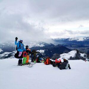 Heyo vakantiekampen snowboard avontuur1