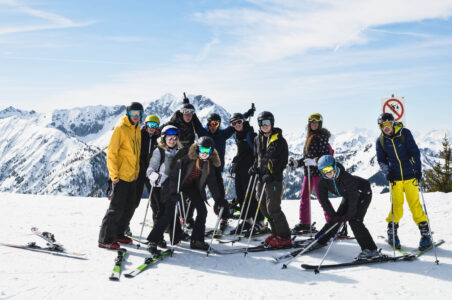 Heyo vakantiekampen snowboarden in skiparadijs Obertauern