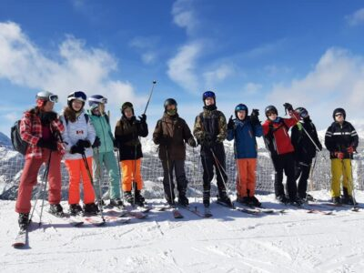 Heyo vakantiekampen snowboarden in skiparadijs Obertauern2